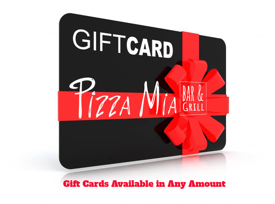 pizza mia bar and grill gift cards